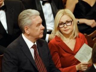 Мэр Москвы заявил, что разводится с женой