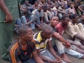 Полиция нигерийского штата Риверс за последнее время арестовала 320 выходцев с севера