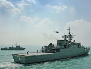 ВМС Ирана отразили пиратскую атаку