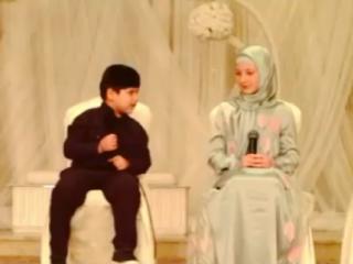 Дети Кадырова произвели фурор в Саудовской Аравии
