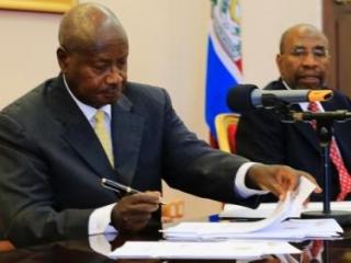 Президент Уганды (Фото: AP)