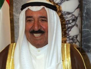 Эмир Кувейта шейх Сабах аль-Ахмад
