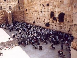 Иерусалим. То самое «спорное» место, на котором находился Марокканский квартал