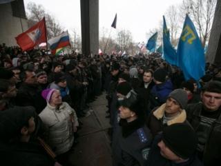 Татары Крыма просят РФ помочь в битве с «бандеровской нечистью»