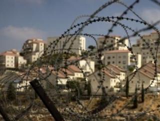 Еврейские поселения на оккупированном Западном берегу