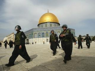 Рейд израильских военнослужащих в Аль-Аксу