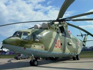 Афганистан получил новую партию российских вертолетов