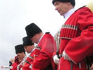 Казаки: «мы едем в Крым воевать с татарами»