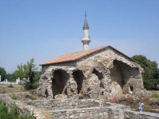 Историческая мечеть хана Узбека