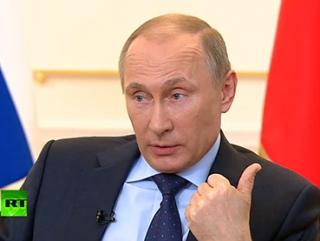 Путин: Ущерб от американских санкций против РФ будет взаимным
