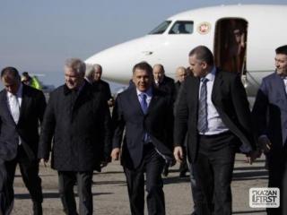 Минниханов встретится с руководством Крыма и лидерами татар