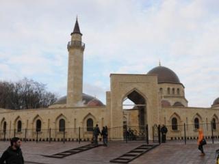 Мечеть «Ар-Рахма» в Киеве, в районе, именуемом Татаркой