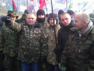 В РФ началось уголовное преследование украинских националистов
