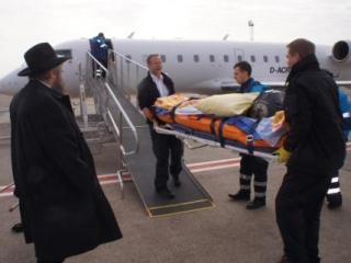 Майдановцы залечивают раны в Израиле