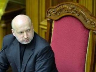 Украина не будет воевать в Крыму – Турчинов