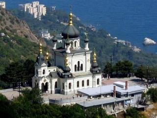 Церковь Форос в Крыму