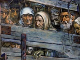 Всемирный Конгресс крымских татар призвал мировые страны признать депортацию 1944 года геноцидом - Цензор.НЕТ 7037