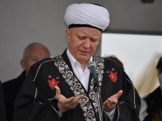 Муфтий Москвы выступит наблюдателем на референдуме в Крыму