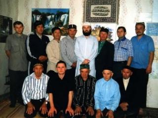 Члены мусульманской общины Прокопьевска (Фото: архив IN)