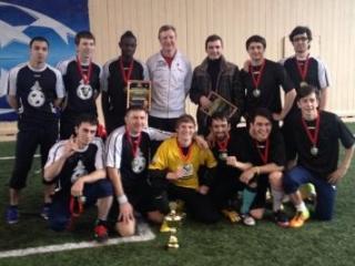 Команда мусульман одержала победу в кубке Building Cup 2014