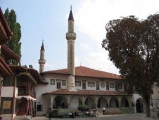 Бахчисарай- центр татарской культуры Крыма