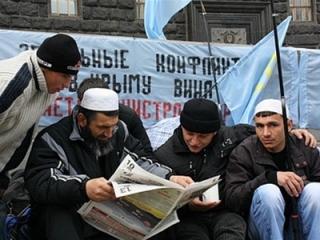 Путин предложил сделать крымско-татарский язык государственным