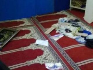 Погром в мечети г. Риети