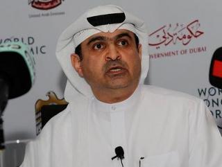 Директор департамент по экономическому развитию эмирата Дубаи Сами Аль-Кемзи