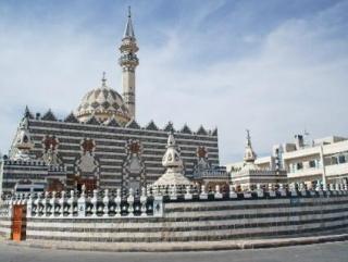 Мечеть «Абу Дарвиш» в Аммане, столице Иордании