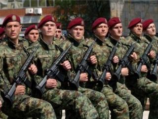 Сербская армия создает условия для военнослужащих мусульман