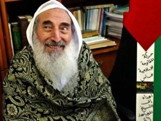 Шейх Ахмад Ясин