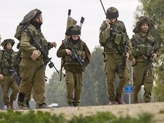 Израильские резервисты отработали сценарий вторжения в Сирию