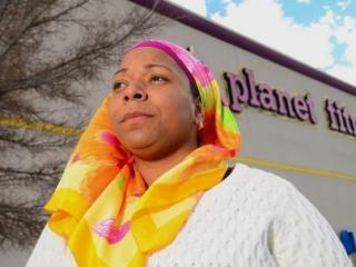 Мусульманка из Нью-Мексико Тарайния МакДэниэл