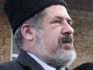 Крымско-татарский лидер Рефат Чубаров