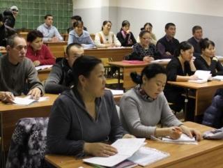 Обучение для женщин решено было организовать потому, что среди мигрантов увеличивается женская доля