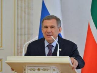 Глава Татарстана паралимпийцам: Вы – наша гордость