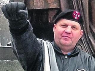 В Киеве застрелен украинский радикал Сашко Билый