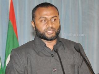 Министр Мухамед Хашим Али Саид