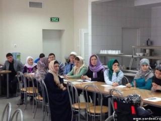 В казанской мечети «Ярдэм» развивают исламское волонтерство