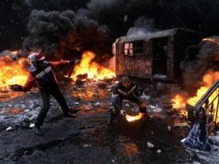 Украина. Недавние беспорядки на площади Майдан