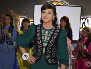 Гульнара Вяльшина из села Усть-Уза стала обладательницей титула Мисс Татарочка в Пензе