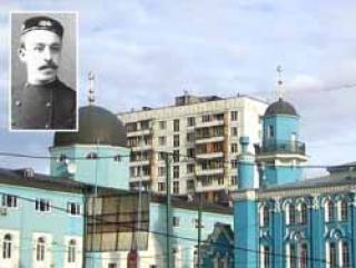 Салих Ерзин известен как основатель Соборной мечети Москвы