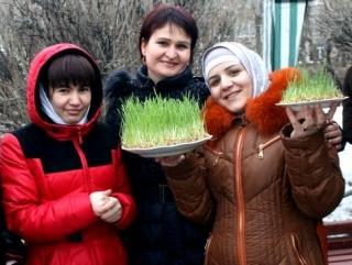 В Тюмени прошел «мусульманский» Навруз (фоторепортаж)