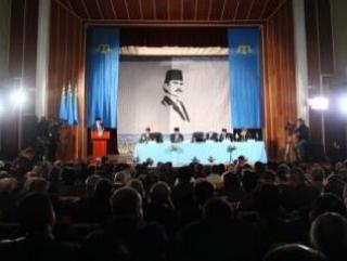 Заседание Меджлиса крымскотатарского народа
