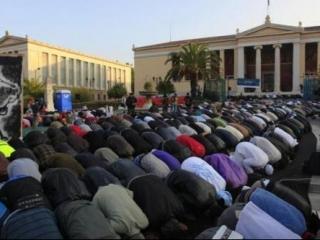 Референдум о мечети вызвал дебаты в Греции