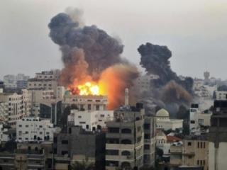 Израильтяне атаковали Газу, среди раненых – младенец