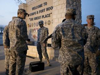 Треть американских военных психически больны