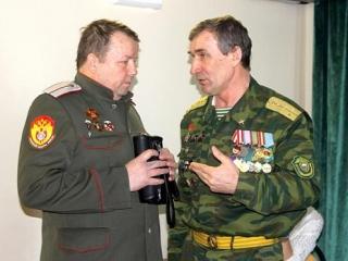 Боевые офицеры возглавили казачьи юрты Тюмени и Тобольска