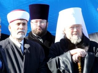 В Крыму не делали разницу между религиями, отмечает Э.Муратова