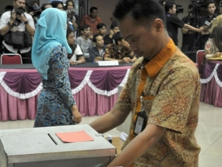 В Индонезии возросла популярность исламских партий